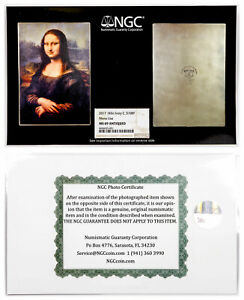 Click now to see the BUY IT NOW Price! 2017 IVORY COAST GIANTS ART MONA LISA 1 KILO SILVER ANTIQUED NGC MS69 SKU55309
