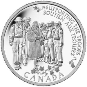 Click now to see the BUY IT NOW Price! CANADA 2014 $5 PRINCESS TO MONARCH   PURE SILVER   COIN TAX EXEMPT