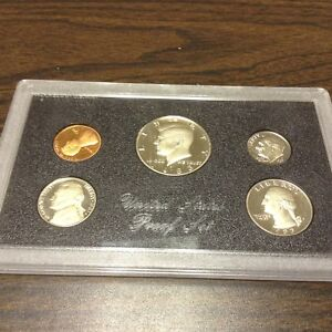 1983 S US PROOF SET