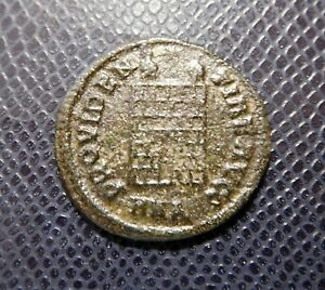 ROMAN IMPERIAL / ANCIENT BRONZE COIN / 30.