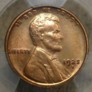 Click now to see the BUY IT NOW Price! 1925 S LINCOLN CENT CHOICE UNCIRCULATED PCGS CERT PLEASE READ CAREFULLY