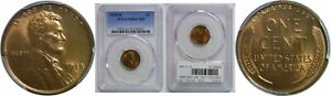 Click now to see the BUY IT NOW Price! 1918 D LINCOLN CENT PCGS MS 64  RD