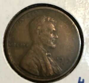 1919 D LINCOLN WHEAT CENT.