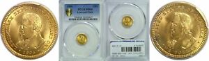 Click now to see the BUY IT NOW Price! 1905 LEWIS AND CLARK $1 GOLD COMMEMORATIVE PCGS MS 66