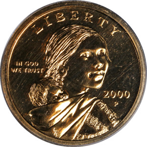 Click now to see the BUY IT NOW Price! 2000 P SACAGAWEA DOLLAR GOODACRE PRESENTATION PCGS SP67 DIEHL HAND SIGNED LABEL