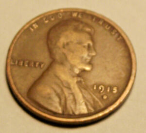 1915D LINCOLN WHEAT CENT  LOT MM84          SEE PHOTOGRAPHS YOU GRADE