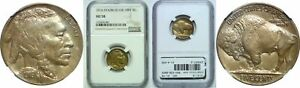Click now to see the BUY IT NOW Price! 1916/16 BUFFALO NICKEL NGC AU 58