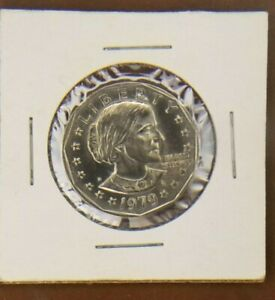 1979 P SUSAN B ANTHONY $1 COIN
