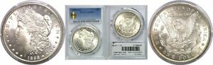 Click now to see the BUY IT NOW Price! 1892 CC $1 MORGAN SILVER DOLLAR PCGS MS 65
