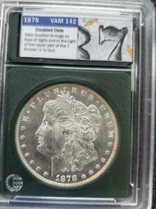 Click now to see the BUY IT NOW Price!  2  1878 7TF REVERSE OF 1878 MORGAN SILVER DOLLARS SHIPS FREE
