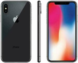APPLE IPHONE X   64GB   SPACE GRAY  T MOBILE  A1901  GSM