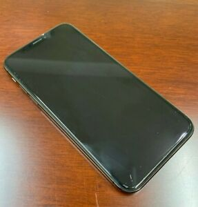 APPLE IPHONE X   256GB   SPACE GRAY  UNLOCKED  NEEDS REPAIR  OR FOR PARTS