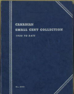 CANADA 1920 1972 SMALL CENT COLLECTION 1922/23/24/25/26 KEY DATES NICE