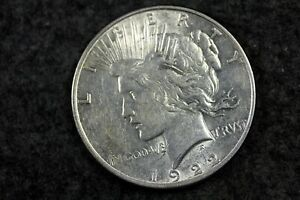 ESTATE FIND 1922   PEACE DOLLAR     J06048
