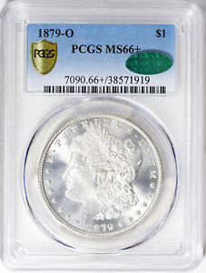 Click now to see the BUY IT NOW Price! 1879 O MORGAN DOLLAR MS66  PCGS CAC  PA38571919