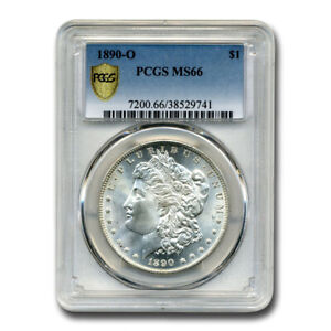 Click now to see the BUY IT NOW Price! 1890 O MORGAN DOLLAR MS 66 PCGS   SKU201047