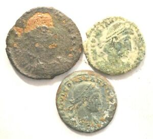 ROMAN EMPIRE   LOT 3 MNZEN  1566