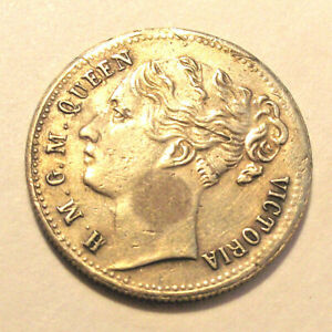 1830 GREAT BRITAIN GAMING TOKEN / H.M. QUEEN VICTORIA  LOT AD35  TO HANNOVER