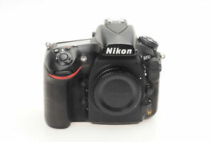 NIKON D810 36.3MP DIGITAL SLR CAMERA BODY                                   327