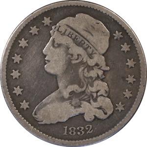 1832 BUST QUARTER GREAT DEALS FROM THE EXECUTIVE COIN COMPANY