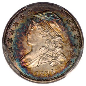 Click now to see the BUY IT NOW Price! 1835 10C JR 4 CAPPED BUST DIME PCGS MS65