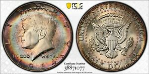 Click now to see the BUY IT NOW Price! 1964 D KENNEDY HALF DOLLAR PCGS SECURE MS67 W/ TRUEVIEW WAYTE RAYMOND