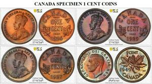 Click now to see the BUY IT NOW Price! CANADA 1 CENT SPECIMEN COIN. LY  CANADA SPECIMEN SMALL CENT. PCGS