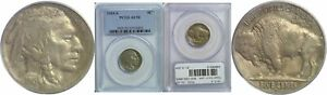 1915 S BUFFALO NICKEL PCGS AU 50