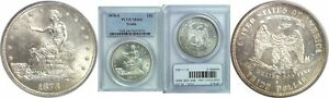 Click now to see the BUY IT NOW Price! 1878 S TRADE DOLLAR PCGS MS 64