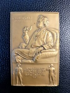 1935  RE RELEASED 1950  MARK TWAIN CENTENARY OF HIS BIRTH BY JOHN FLANAGAN