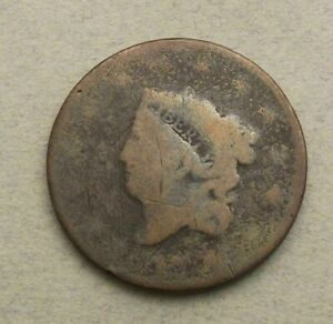 UNITED STATES 1 CENT LARGE   AH53