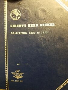 LIBERTY HEAD NICKEL SET NEARLY COMPLETE. MISSING ONLY 3 COINS. 1885 1886 1912S