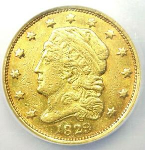 1829 CAPPED BUST GOLD QUARTER EAGLE $2.50 COIN   NGC XF DETAILS  NCS