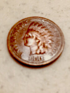 INDIAN CENT 1881