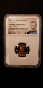 2019 W   LINCOLN CENT   NGC PF69 RED ULTRA CAMEO   LINCOLN LABEL