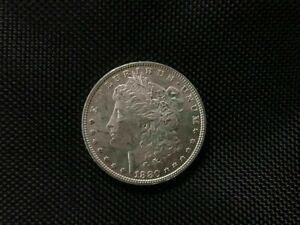 Click now to see the BUY IT NOW Price! 1880 MORGAN SILVER DOLLAR SHIPS FREE