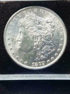 Click now to see the BUY IT NOW Price! 1879 MORGAN SILVER DOLLAR SHIPS FREE