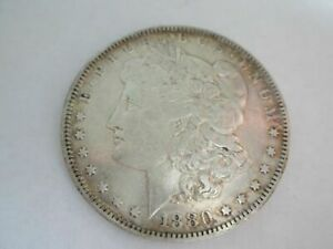 Click now to see the BUY IT NOW Price! 1880 O 8/7 TOP 100 VAM 6C SPIKE AND CLASHED MORGAN SILVER DOLLAR SHIPS FREE