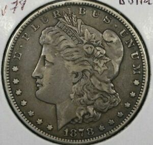 Click now to see the BUY IT NOW Price! 1878 REV OF 1879 MORGAN SILVER DOLLAR SHIPS FREE