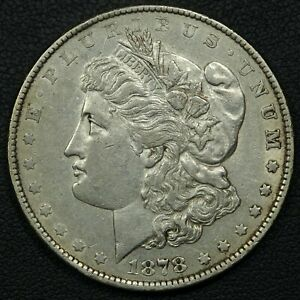 Click now to see the BUY IT NOW Price! TOP 100 VAM 223 WASHED OUT 'L' 1878 REVERSE OF 1879 MORGAN DOLLAR SHIPS FREE