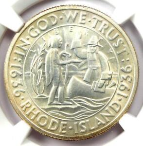Click now to see the BUY IT NOW Price! 1936 RHODE ISLAND HALF DOLLAR 50C   NGC MS67  PLUS GRADE   $2 200 VALUE