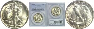 Click now to see the BUY IT NOW Price! 1921 D WALKING LIBERTY HALF DOLLAR PCGS MS 65