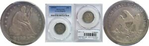 Click now to see the BUY IT NOW Price! 1854 O SEATED LIBERTY QUARTER PCGS F 15 ARROWS HUGE O