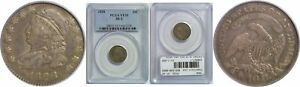 Click now to see the BUY IT NOW Price! 1828 BUST DIME PCGS VF 35 LARGE DATE JR 2