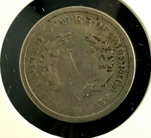 1883 P LIBERTY NICKEL