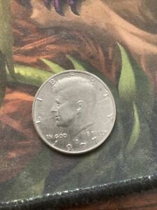 1977S PROOF KENNEDY HALF DOLLAR