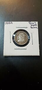 1832 CAPPED BUST HALF DIME NICE TYPE COIN  RAW1439