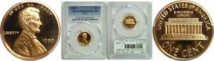 Click now to see the BUY IT NOW Price! 1990 NO S LINCOLN CENT PCGS PR 68 RD DCAM