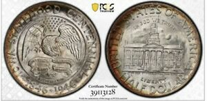 Click now to see the BUY IT NOW Price! 1946 IOWA COMMEMORATIVE HALF DOLLAR PCGS MS67  CAC TONED  BEAUTIFUL