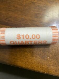 50 STATE QUARTER ROLL UNCIRCULATED 2002 TENNESSEE PHILADELPHIA MINT ROLL